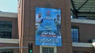 Rugby World Cup Sevens: Preparations Underway at AT&T Park