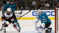 Two Donskoi Goals Not Enough as Sharks Fall to Ducks in SO