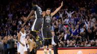 Vintage Curry Takes Over, Leads Warriors Past Clippers