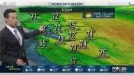 Warm Wednesday Before Next Storm Arrives