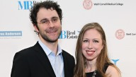 Chelsea Clinton Welcomes Son