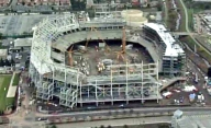 49ers Stadium Chopper