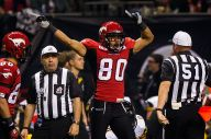 Former CFL Standout Rogers Off to Good Start With 49ers