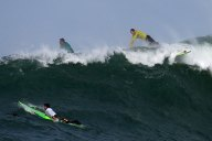 Mavericks Surf Competition