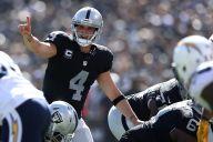 Raiders-Jaguars Matchup Features Carr vs. Bortles