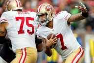 Niners' Offensive Line is the Root of Offensive Struggles