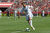 Wondo's Two Goals Lift Quakes Over Toronto FC