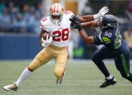 Niners Likely to Ride Hyde vs. the Rams