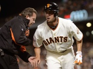 Giants Top Nationals