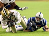 #14: SUPER BOWL XLIII: Saints 31, Colts 17