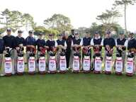 Presidents Cup American Team