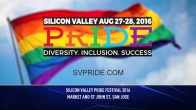 Silicon Valley Pride 41st Anniversary
