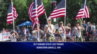 Kiwanis Club of San Ramon Valley's 4th of July Parade 2017