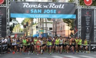 The San Jose Rock 'n' Roll Half Marathon