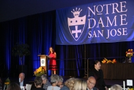 Notre Dame's 10th Annual Women of Impact Luncheon