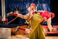 Zoppé: An Italian Family Circus in Redwood City