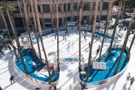 San Jose Downtown Ice Opens for Holiday Season