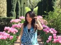 Filoli Garden's Exquisite Flower Show