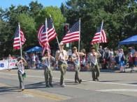 2016 Kiwanis Danville 4th of July Parade: Honoring Vietnam Veterans