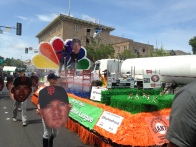 The 35th Annual Butter & Egg Days Parade