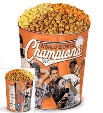 Popcorny Giants' Memorabilia