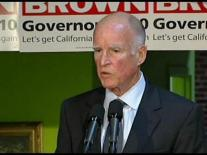 The Day After: Governor-Elect Jerry Brown