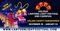 Holiday Lantern Light Festival and Carnival