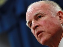 Jerry Brown Skips Meeting With President Obama