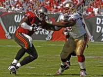 Ex-Teammate Supportive of Gay 49er Kwame Harris
