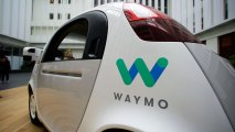 CHP Works With Waymo on How to Respond to Self-Driving Cars