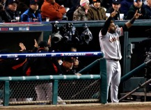 Pablo Sandoval Named World Series MVP