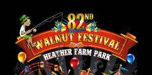 82nd Annual Walnut Festival