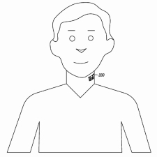 Google Working on Neck Tattoo Microphone