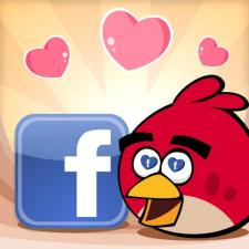 Happy V-Day: Angry Birds Comes To Facebook