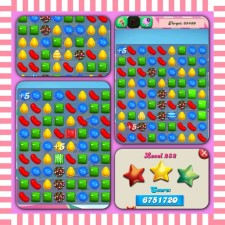 Candy Crush Saga Breaks Algorithms