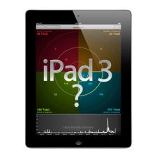 AT&T and Verizon Will Sell iPad 3 With 4G LTE: Report