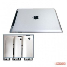 iPad 3 Will Come With 8-Megapixel Camera, Tapered Design: Report