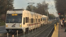 Light-Rail Service Resumes in San Jose