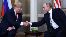 Trump, Putin Hold Joint News Conference After Summit
