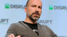 Uber CEO: Furloughed Federal Workers Are Working as Drivers