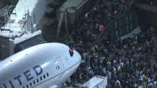 False Report of Gunman at Los Angeles Airport Causes Panic