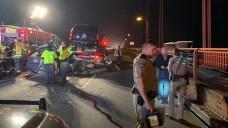 Driver Arrested for DUI in Golden Gate Bridge Crash: CHP