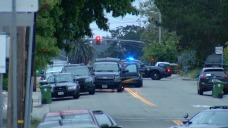 Barricaded Man in Castro Valley Comes Out of House Safely