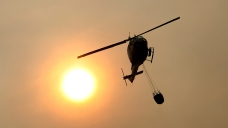 Fire Warning Prompts Additional Cal Fire Helicopters