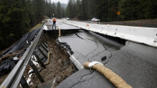 After Storms, CA Roads Will Cost $600M to Repair: Caltrans
