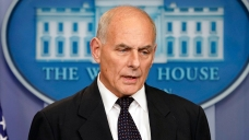 Evoking Slain Son, Kelly Defends Trump on Condolence Calls