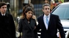 Ex-Trump Lawyer Michael Cohen Faces Possible Prison Sentence