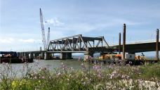 Final Goodbye: Last Section of Old Bay Bridge Coming Down