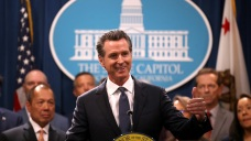 California Governor Ends Legislative Session With Vetoes