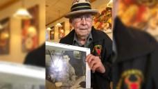 Donations Help World War II Vet Attend D-Day Commemoration